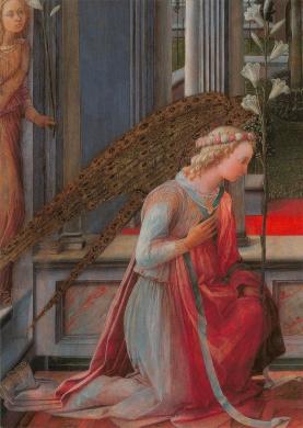 Verkündigung (Engel), 1450